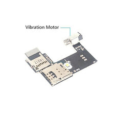 MOTOROLA MOTO G2 2ND GEN XT1072 VIBRA MICRO SD SIM READER CONNECTOR FLEX BOARD