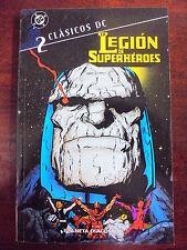 Clasicos DC,Legion de Superheroes num.2,Ed. Planeta 2007