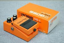 BOSS DS-1 Distortion made in japan Black Label Vintage w/BOX TA7136AP