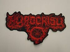 HYPOCRISY EMBROIDERED BACK PATCH