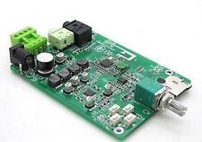 Bluetooth Audio Receiver Board Wireless HIFI 15Wx2 Stereo Amplifier Module 12v