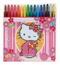 Sanrio Hello Kitty Kimono Twist Up Crayon