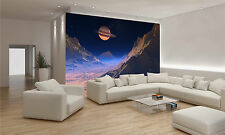Space Landscape1 Wall Mural Photo Wallpaper GIANT DECOR Paper Poster Free Paste