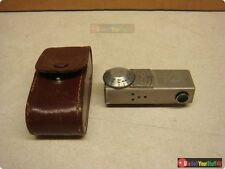 Askania Camera Rangefinder with Leather Case - Made in Pre-1948 Germany