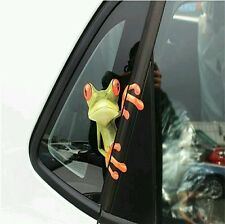3D Animal Frog Funny Window Picture 3D Sticker Decal Dub Car Funny Cartoon Toad