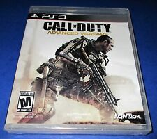 Call of Duty: Advanced Warfare Sony PlayStation 3 Factory Sealed! Free Shipping!