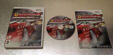 Ferrari  Challenge Deluxe ( Nintendo Wii )