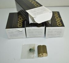 Lot of 4 NEW Medeco High Security Interchangeable Cores Cylinder 32T0202-06-FMS