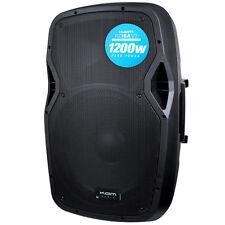 """Kam rz15a V3 Attivo Pa Altoparlante 1200W 15 """"DJ Discoteca Sound System"""