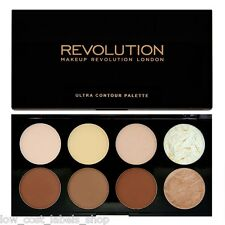 Makeup Revolution Face CONTOUR POWDER PALETTE  Sculpting Highlight Contouring