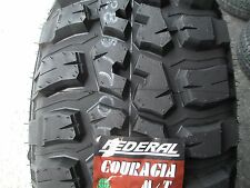 4 New 315/75R16 Inch Federal Mud Tires 315 75 16 3157516 75R R16 M/T MT