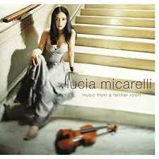 LUCIA MICARELLI : MUSIC FROM A FARTHER ROOM (CD) sealed