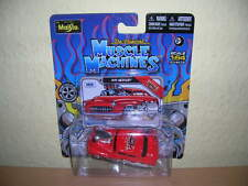 Maisto Muscle Machines 1949 Mercury rot Messemodell Spielwarenmesse 2013, 1:64