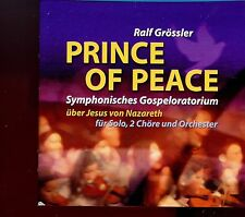 Ralf Grossler / Prince Of Peace - 2CD - MINT