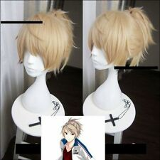 Pre-order Anime Prince of Stride Alternative Riku Yagami Cos Wig Hair Q:2