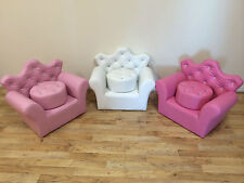 Kids Toddlers Sofa Lounge Couch Single Seat Brand New