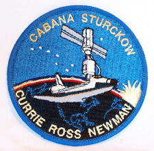 1998 FIRST SPACE SHUTTLE MISSION TO INTERNATIONAL SPACE STATION STS-88 PATCH