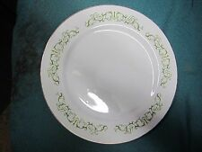 """Bell Flower Fine China 10"""" Dinner Plate pattern #2999 Made in Japan"""