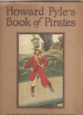 HOWARD PYLE'S BOOK OF PIRATES-1921
