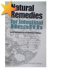 NEW Natural Remedies For Intestinal Health WT40989