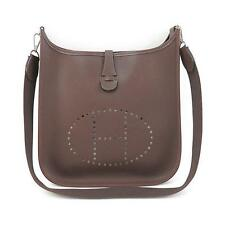 Authentic HERMES Evelyn 2 PM 041031CK  #270-002-120-4989