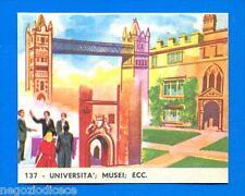 EUROPA - Imperia 1965 - Figurina-Sticker n. 137 - UNIVERSITA MUSEI  -Rec