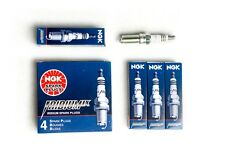 NGK IRIDIUM SPARK PLUGS FOR 2001-2005 HONDA CIVIC DX LX EX 1.7L D17 D17A1 D17A2
