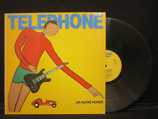 Telephone - Un Autre Mode on Virgin Records 70248 PM 262, French Import