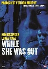 While She Was Out ( Thriller-Drama )- Kim Basinger, Lukas Haas, Craig Sheffer