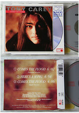 TONY CAREY Comes The Flood .. German 1989 Grey Metronome Maxi CD TOP