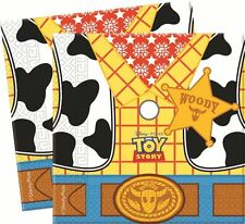 Toy Story Birthday 20 Party Party Napkins Tableware Decorations Boy Supplies
