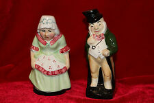 Pair of Artone Figurines Hand Painted England from the Ole Curiosity Shop