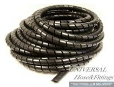 "3/4"" X 25' Heavy Wall High Density Spiral Hose Wrap Hydraulic Hose & More 93075"