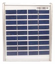 3w 9V Solar panel for DIY Project And Charging 6 V Battery.