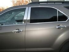 2010-2015 CHEVROLET EQUINOX STAINLESS STEEL DOOR PILLAR POST COVER