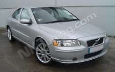 Volvo S60 from 2005 Front bumper spoiler (1212)