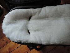 Mamas & Papas black double pushchair buggy footmuff raincover bundle