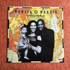 "Womack & Womack - Celebrate The World / Friends (So Called) (R&B) (12"")"