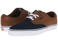 VANS AUTHENTIC CHIMA FERGUSON PRO TWO TONE NAVY TOBACCO SZ MENS 7.5 SHOES ERA