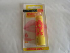 MAYBELLINE BABY LIPS BAUME A LEVRES PROT.HYDRA. SPF20 INTENSE CARE NF