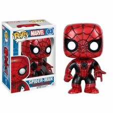 THE AMAZING SPIDER-MAN ROSSO E NERO (Marvel) Funko Pop! Figura in vinile