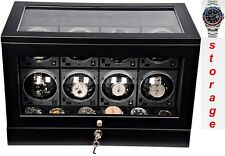 Executive Chest-8+6 for Boxy Brick Automatic Watch Winders -Brilliant!