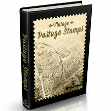 World Postage Stamps Books 165 Rare Books on DVD Philatelic Literature
