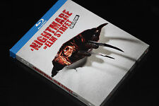 BLU RAY A NIGHTMARE ON ELM STREET COMPLETE COLLECTION