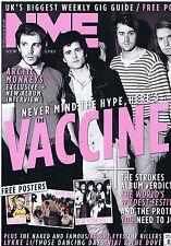 VACCINES / BRIGHT EYES / KILLERS / LYKKE LI NME 19 Mar 2011