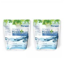 NORWEX Ultra Power Plus Laundry Detergent 2 Bags!! 2.2lbs Each FREE SHIP!!
