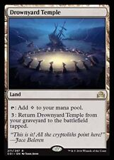 *Magic MtG: 4x Drownyard Temple (Rare) - SHADOWS OVER INNISTRAD *TOP*