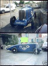 lot de 2 photos . automobile ancienne
