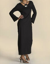 Ashro Cleopatra Knit Dress Small African Attire black NWT