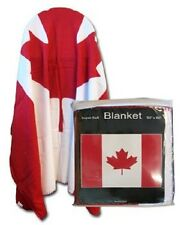 Canada Canadian Flag 50x60 Polar Fleece Blanket Throw